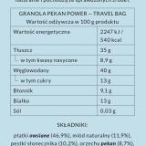 Pekan Power Granola