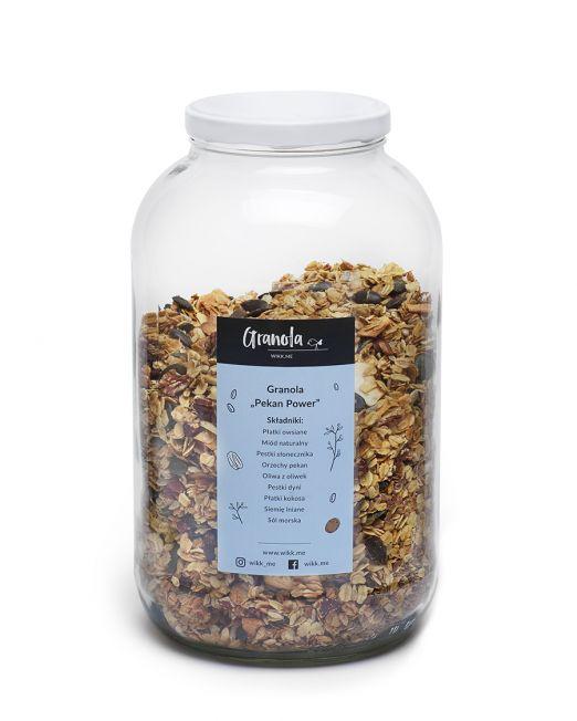 słoik granola